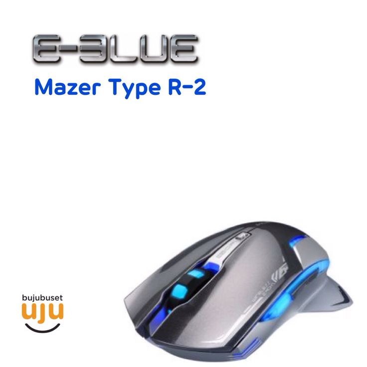 E-Blue Mazer Type R-2 IDR 229.999