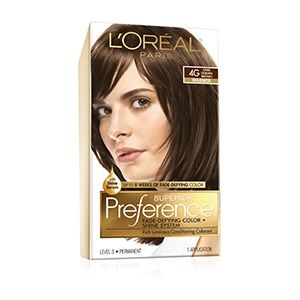 Superior Preference Fade-Defying Permanent Hair Color - L'Oréal Paris