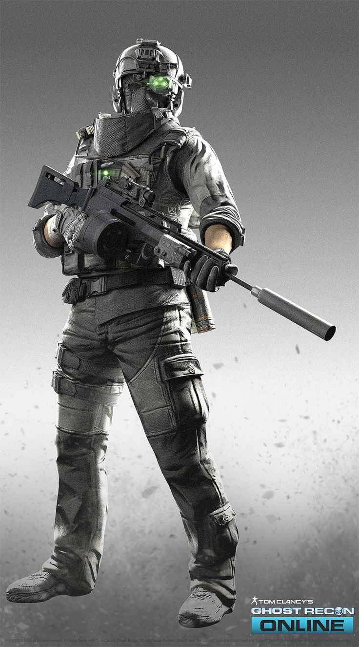 GhostRecon-SplinterCell CrossOver, Khan SevenFrames on ArtStation at https://www.artstation.com/artwork/ghostrecon-splintercell-crossover