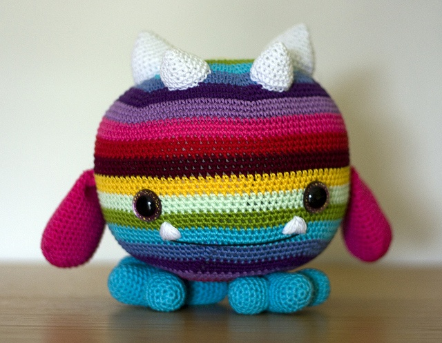Crochet Amigurumi Baby Monsters With Craftyiscool : 29 best images about Crochet Monsters on Pinterest Free ...