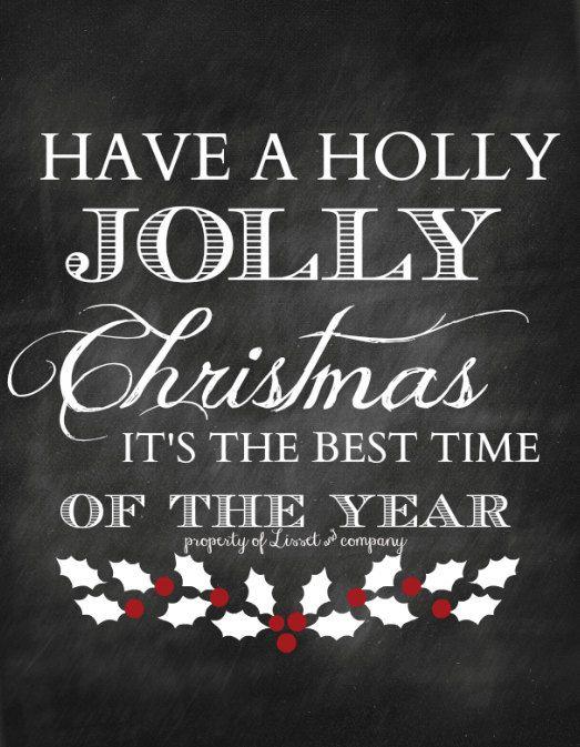 Have a Holly Jolly Christmas Lyrics