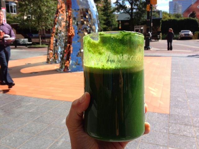 Kickin' Kale Juice on http://foodbabe.com