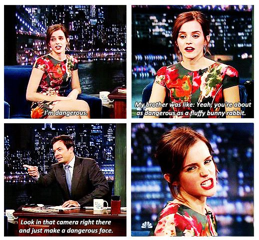 dying. Emma Watson, please leave some cute for the rest of us.