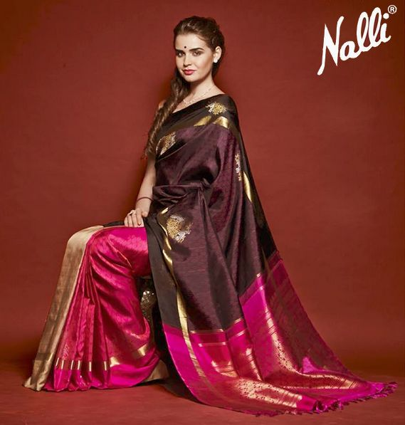 764bd4c2c2 NALLI: An icon of South India, Nalli has become synonymous with silk ...