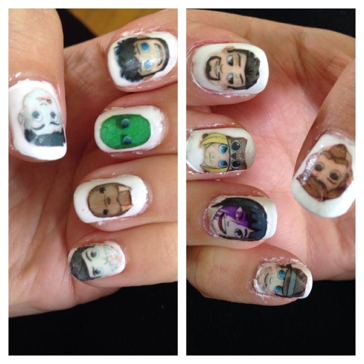Best Nail Art Designs For Competition