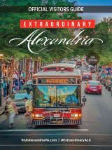 Alexandria offers visitors and residents the opportunity to ride free on the King Street Trolley. Ride to a local restaurant, shop or back to your hotel.