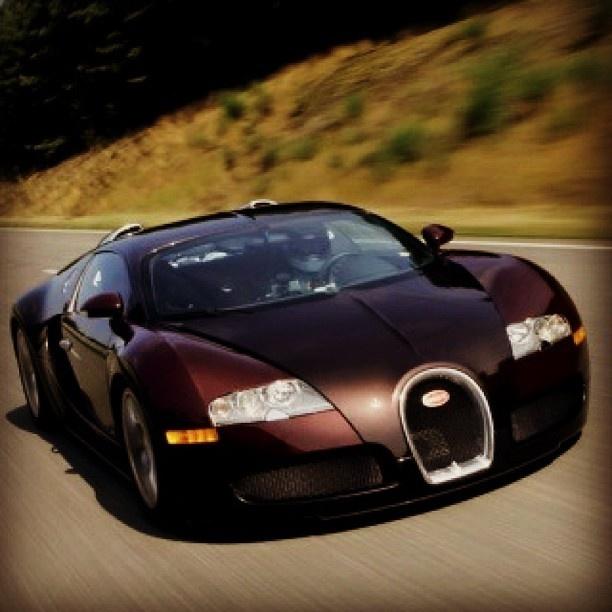 Sweet Chocolate Veyron!!