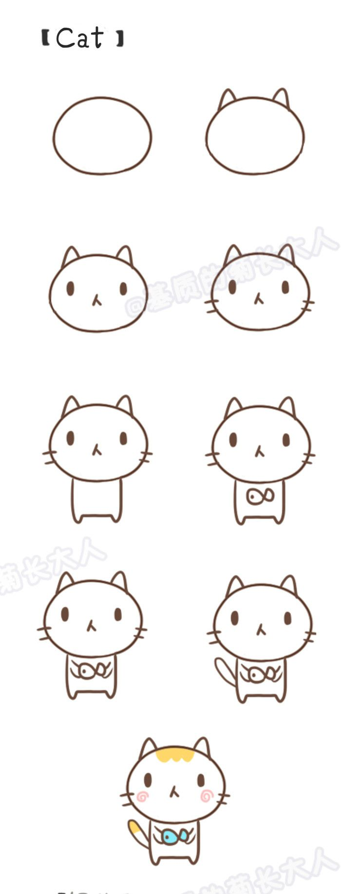 best 25 simple cute drawings ideas on pinterest choses faciles