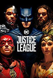 Justice League (2017): Sure, it was fun. But...yeah, that's about it. I do like Affleck as Batman in this one better than BatsVSupes