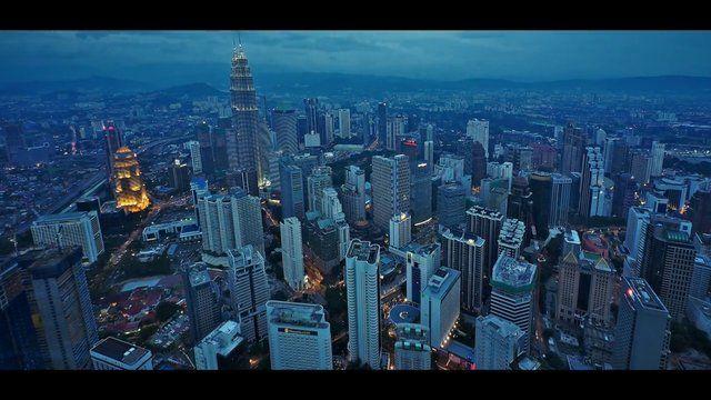 Kuala Lumpur | Malaysia | A Timelapse | 2013 from Flore