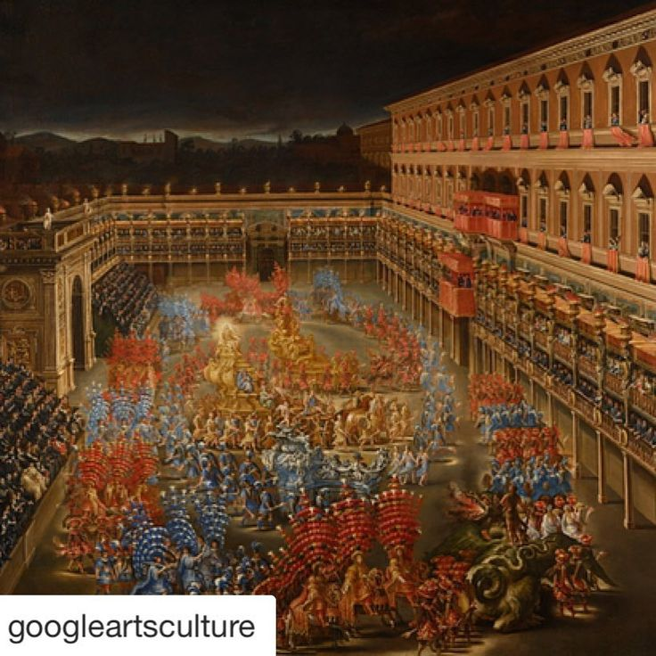 @googleartsculture   What a carnival! This painting illustrates the festivities given at the Palazzo Barberini in 1656 in honor of Christine of Sweden. Browse the artwork to zoom in on the details!  From the collection of the @museiincomuneroma  #carnival #celebration #italy #palazzobarberini #google #art #culture #painting #solarpower #pvplant #photovoltaic #sea #desert #pvplant #photovoltaic #enerray  #moma #louvre  #Guggenheim  #art4energy #engineering #telecom #africabank #solarpower…