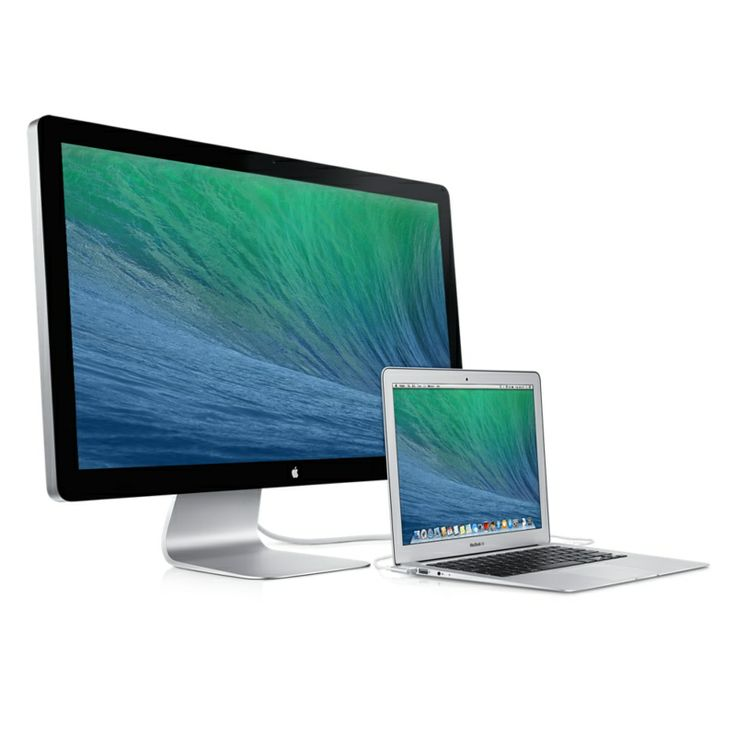 Écran Apple Thunderbolt Display (27pouces) - Apple Store (France)
