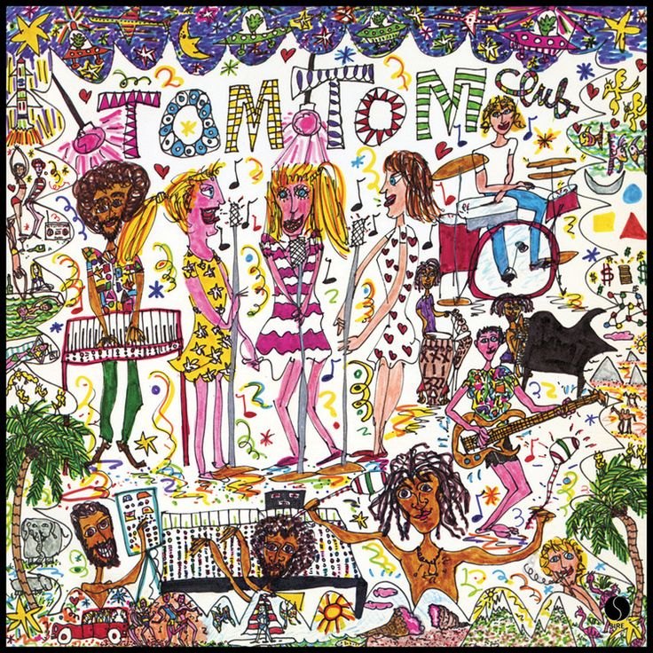 Tom Tom Club - Tom Tom Club (Limited Translucent Green Vinyl Edition)