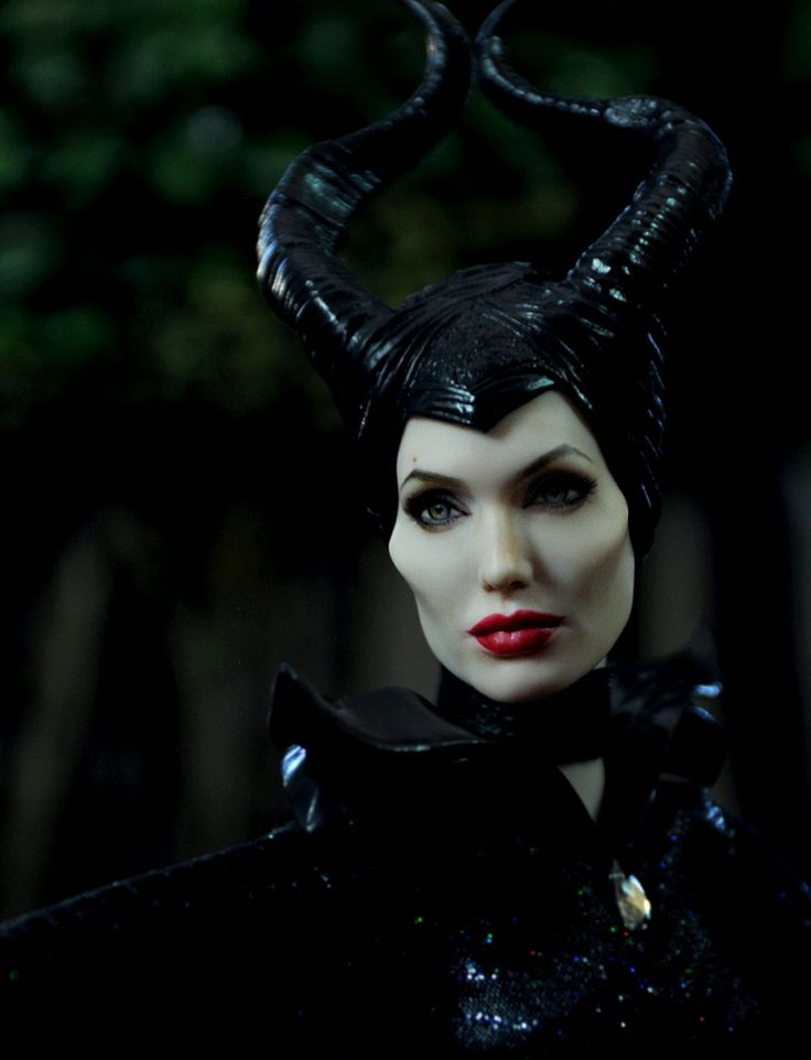 repainted maleficent and prince - photo #13
