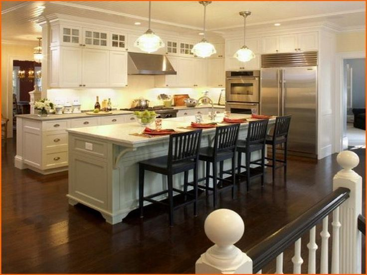 Kitchen Remodel With Island Style 85 Best Kitchen Island Images On Pinterest  Floors Kitchen .