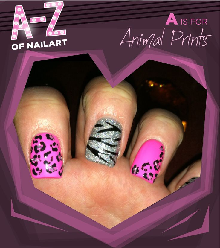 A is for Animal prints