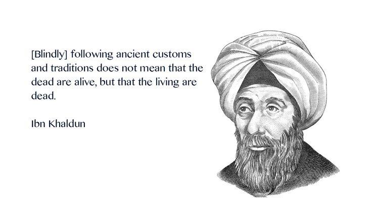 Ibn Khaldun Quotes