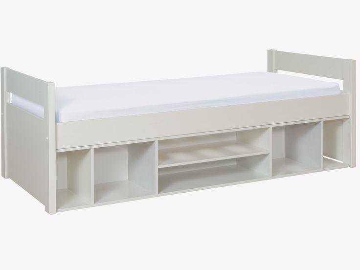 PONGO WHITES Lacquered Kid's storage bed - HabitatUK