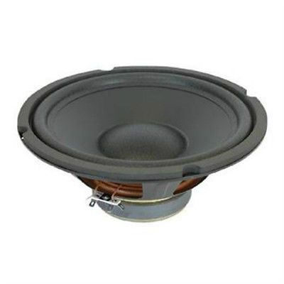 Speaker Parts and Components: New 10 Woofer Speaker.Home Audio Stereo Bass Driver Replacement.8Ohm.100W.10In BUY IT NOW ONLY: $37.88
