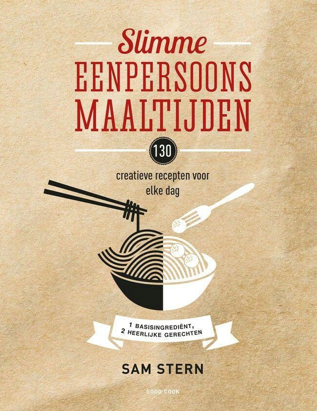 SOLOKOKS OPGELET! Dit boek is perfect voor jullie. Elke dag lekker en vers eten zonder lang in de keuken te staan. En met een beetje organisatie, kook je meteen voor de volgende dag. Wil je hier meer van weten? Ga dan naar de volgende site. https://www.heerlijkboek.nl/2017/03/01/slimme-eenpersoonsmaaltijden-van-sam-stern/