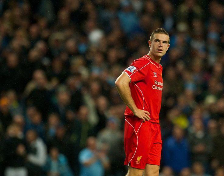 Jordan Henderson confirmed as Liverpool's new vice-captain #LFC