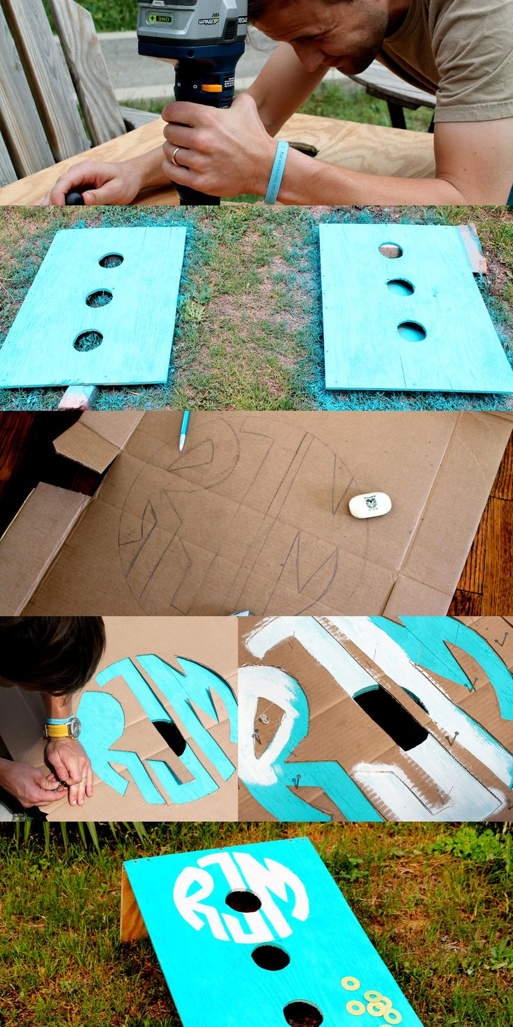 Best 25 Washer Boards Ideas On Pinterest Washer Toss