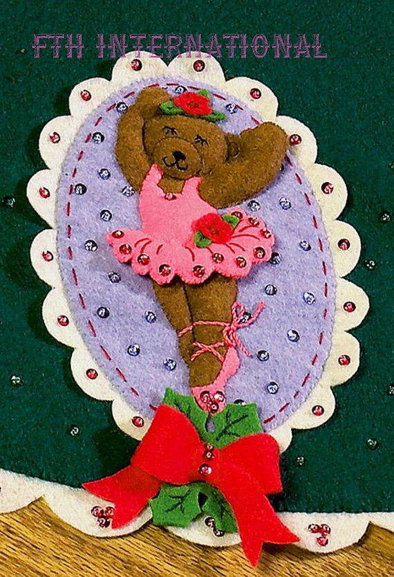 Bucilla ~ Candy Express ~ 43 Felt Christmas Tree Skirt Kit #86158. 2009 ~ PATTERN If you like the new Candy Express stocking and ornament kits you will love this 43 Candy Express Tree Skirt kit. The tree skirt features the Candy Express engine pulling several train cars filled