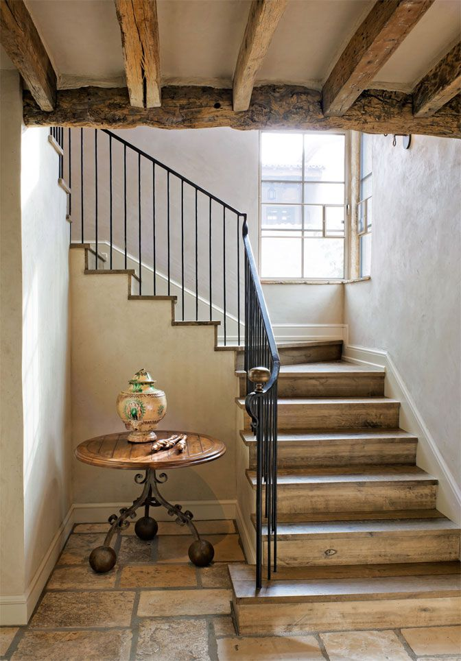 Tuscan Style Rustic Simplicity