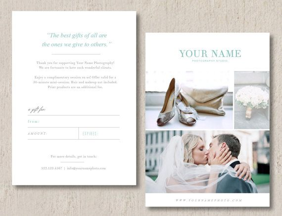 Best Templates Images On   Photography Business