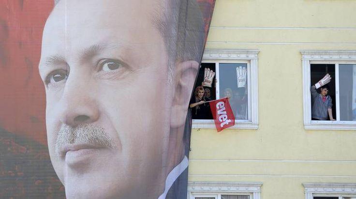Δημοψήφισμα στην Τουρκία: το μεγάλο στοίχημα του Ερντογάν