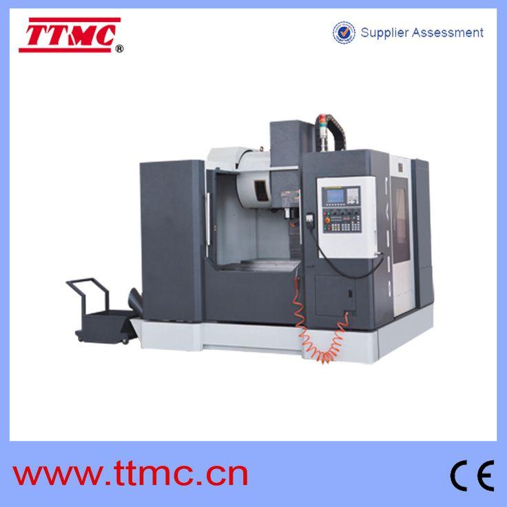 VMC 850 TTMC CNC Vertical Machine Center, View Cnc Vmc Center, TTMC CNC  Vertical Machine Center Product Details From Tengzhou Tri Union Machinery  Co., ...
