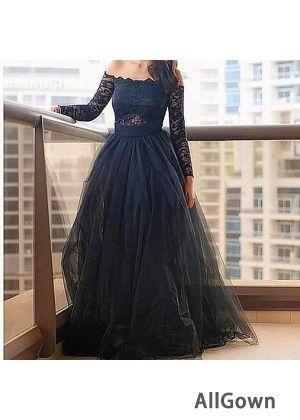 7db5bdfc5be3 AllGown Long Prom Evening Dress T801524704279 | Clothing in 2019 ...