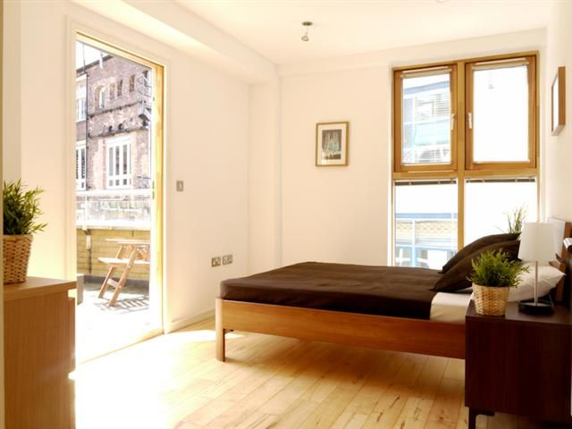 double bedroom view