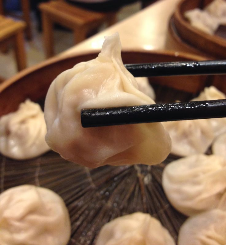 Recipe for #studyabroad: Shanghainese Soup Dumplings, aka Xiaolongbao capa.org/shanghai