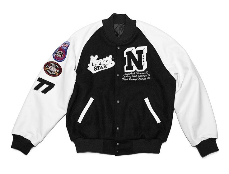 Men's Varisty Jacket @northstar_77 #Fall