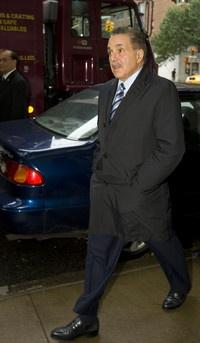 Leonard Riggio - Italian American founder and chairman of Barnes & Noble Inc.