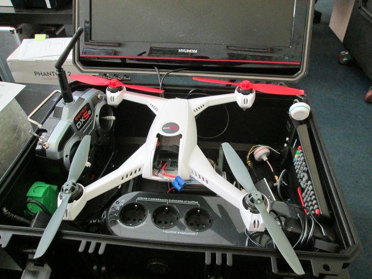 Купить квадрокоптер под ключ можно в интернет магазине radiocopter.ru