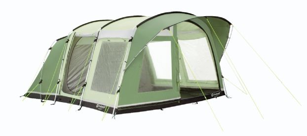 sc 1 st  Pinterest & Outwell Oakland XL Tent | Tents | Pinterest