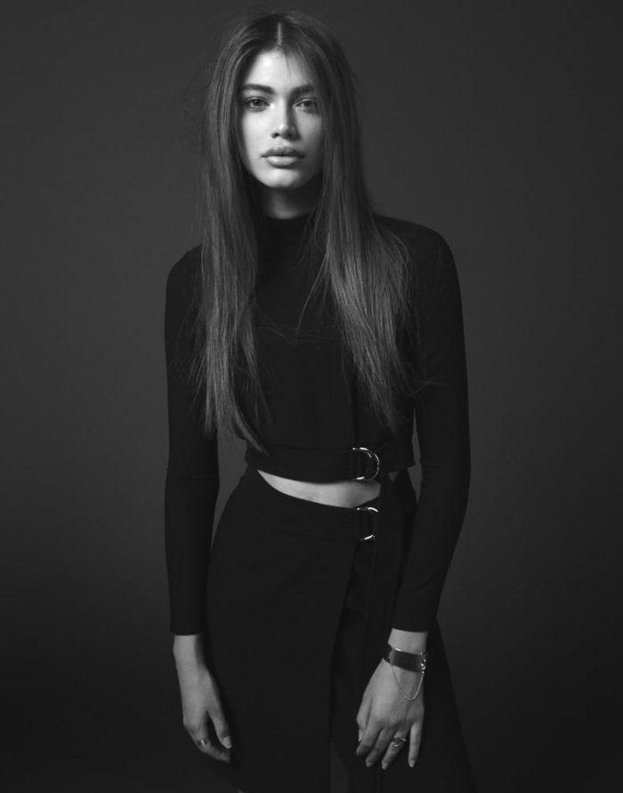 Model Valentina Sampaio by Ryan Michael Kelly