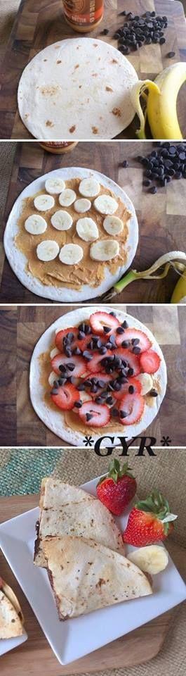 tortillas de desayuno ricas