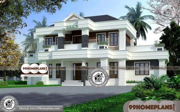 Latest Indian House Designs 70 2 Storey Contemporary House Design Indian Home Design Contemporary House Design Kerala House Design Modern house plan india