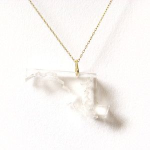 Maryland Necklace, $30, now featured on Fab.