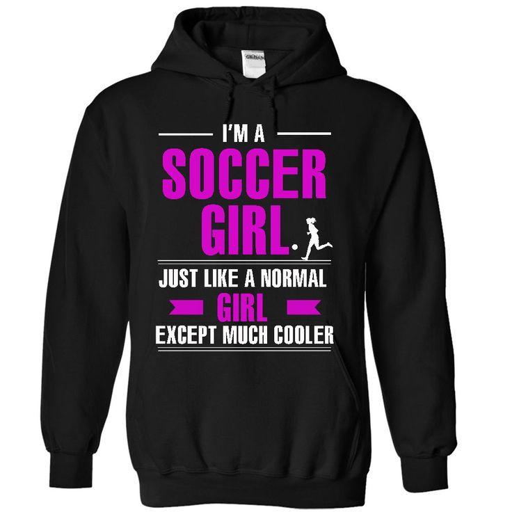 Cool soccer girl T Shirt, Hoodie, Sweatshirt