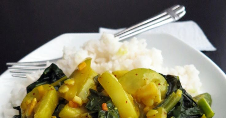 Wait...an Opo Squash Recipe? That's right! After my exciting acquisition of an Opo Squash prompted me to share info and how-to's abou...