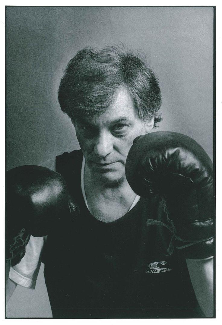 Jan Hoet, Photo Dirk Pauwels, Courtesy S.M.A.K., G