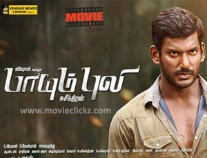 A don writer in Vishal's Paayum Puli