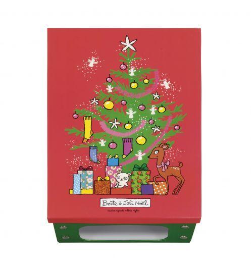 boite pour ranger les décorations de Noël DLP