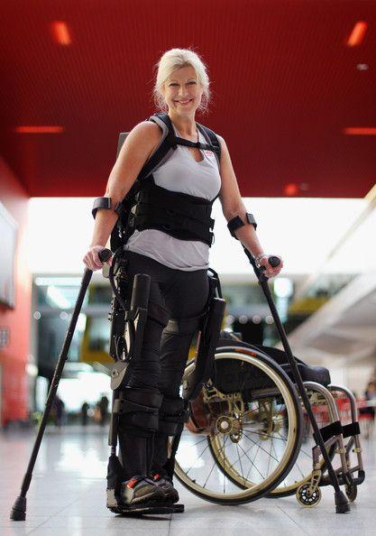 Stroke Survivors Tattler: Powered Exoskeleton  Reclaiming Ourselves            Like us on  www.Facebook.com/ReclaimingOurselves          Follow us on Twitter @stroke_support