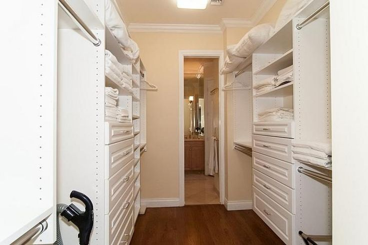 Bathroom Layout Walk Through Closet To Get To Bath