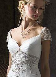 SALE-Christina Wu Wedding Gown Brand New